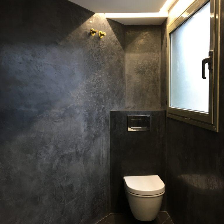 interiorismo_baños_microcemento_iluminacion_baño bac de roda_barcelona (5