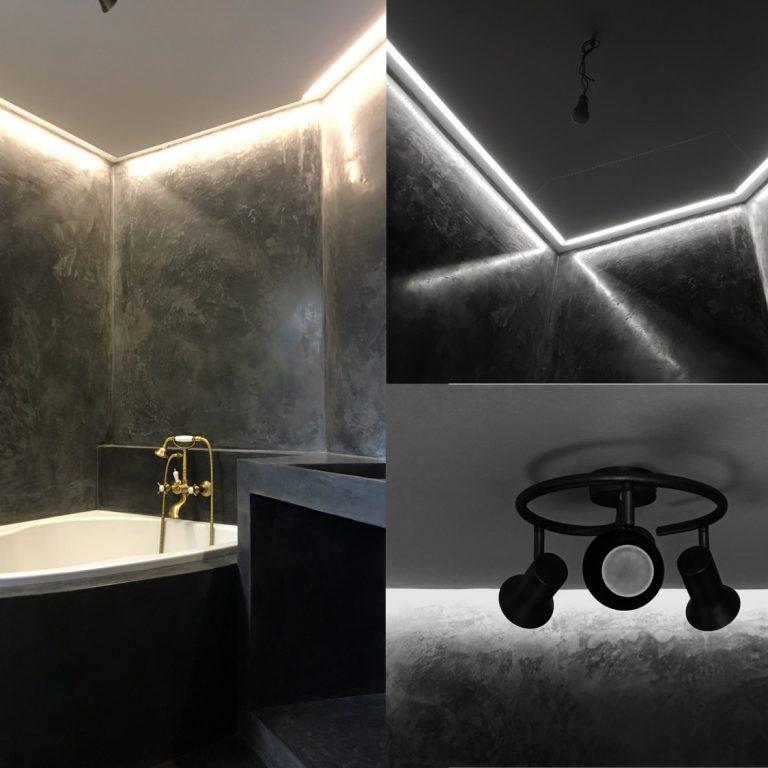 1. interiorisme_bany_microciment_ il.luminació integrada