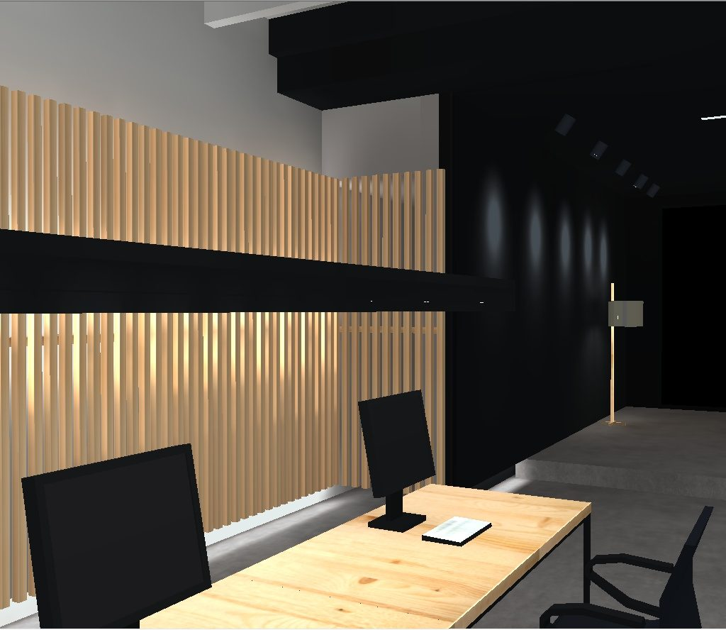 23. iluminación_lighting design_3d _showroom espais3d